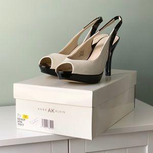 Anne Klein Platform Heels
